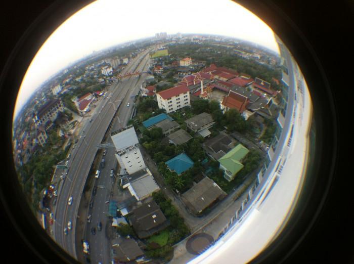 Mijn raam uitzicht